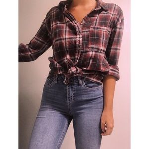 Tops - 00 Rules Flannel